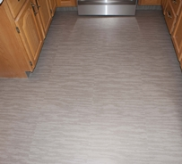 Custom Tile Works - Luxury Vinyl Tile Flooring - Winnipeg, Manitoba