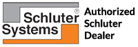 Custom Renovation Works is an approved member of Schluter Systems